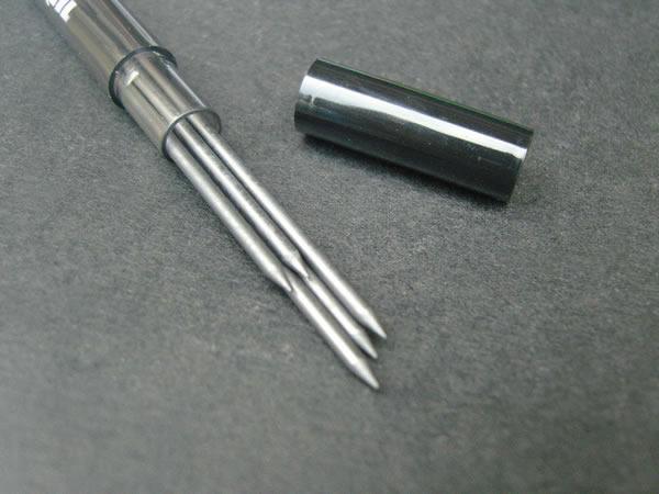 2B 2.0mm leads