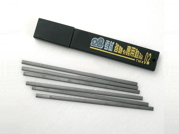 1.8mm 2B exam leads