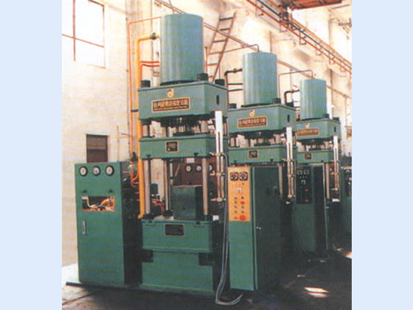 Lead core forming equipment